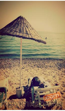 Bayan Deniz Plaj