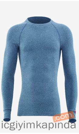 Erkek Uzun Kol Termal T-Shirt