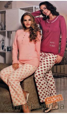 Feyza 1625 Pijama Takımı