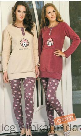 Feyza 1628 Pijama Takımı