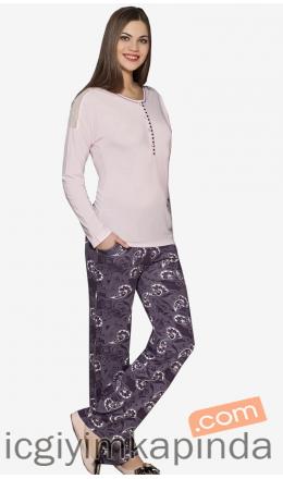 Feyza 1706 Pijama Takımı