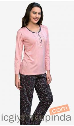 Feyza 1831 Pijama Takımı