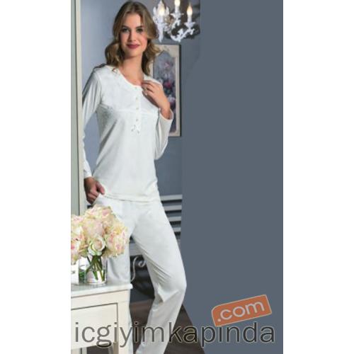 Feyza 1835 Pijama Takımı