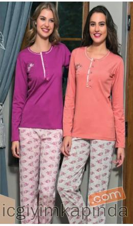 Feyza 1858 Pijama Takımı