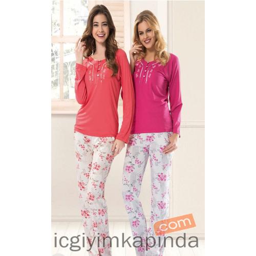 Feyza 1903 Pijama Takımı