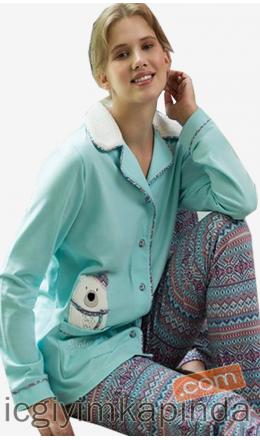 Feyza 3146 Pijama Takımı